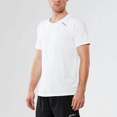 2XU Tech Vent Short Sleeve Running T-Shirt