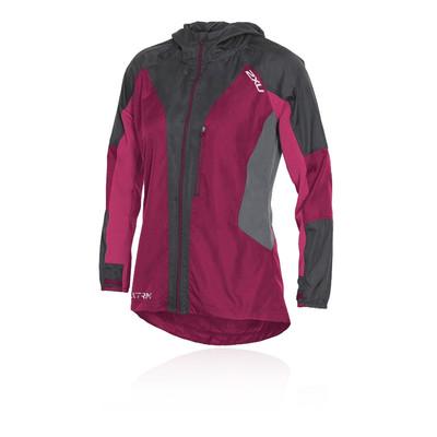 2XU XTRM Race chaqueta de running para mujer