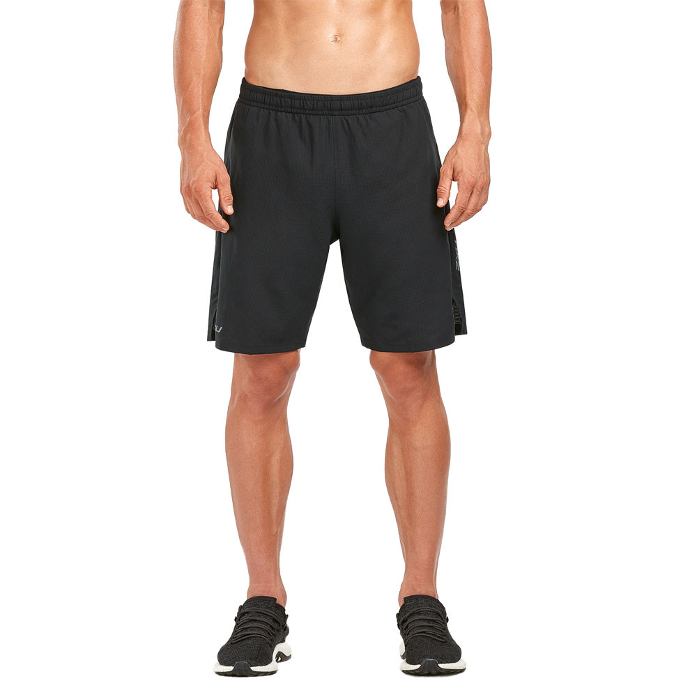 2XU Training 2 In 1 Compression 9 Inch Shorts