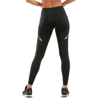 2XU Mid-Rise Run Dash Line Women's Tights