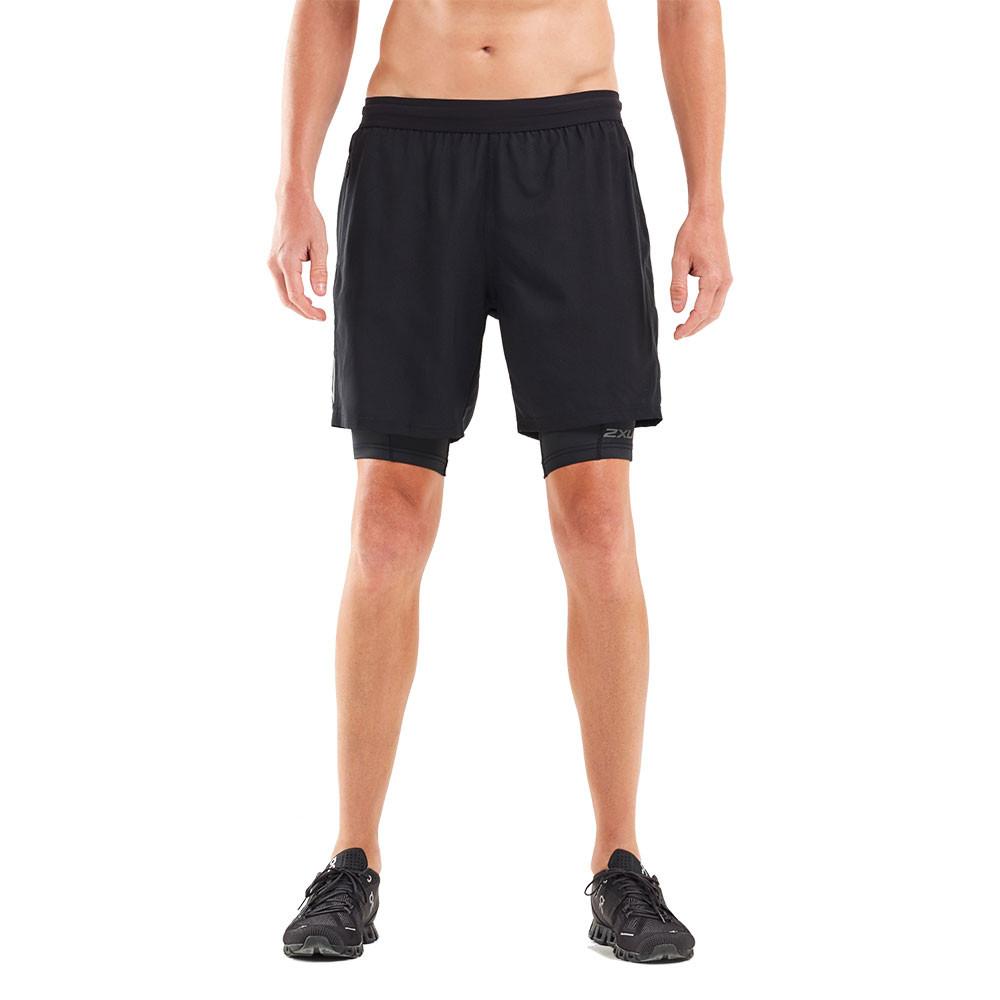 4 Inch Shorts 2XU Damen Fitness Comp