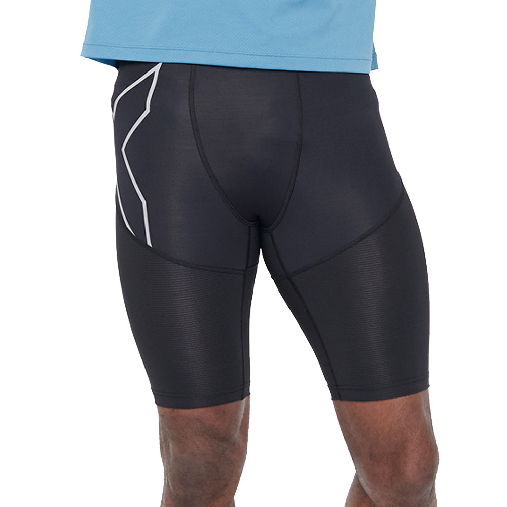 2XU Run Dash Compression Shorts - AW20