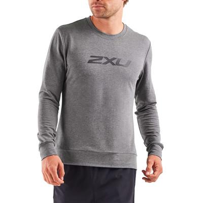 2XU Transit Crew Neck Long Sleeve Top