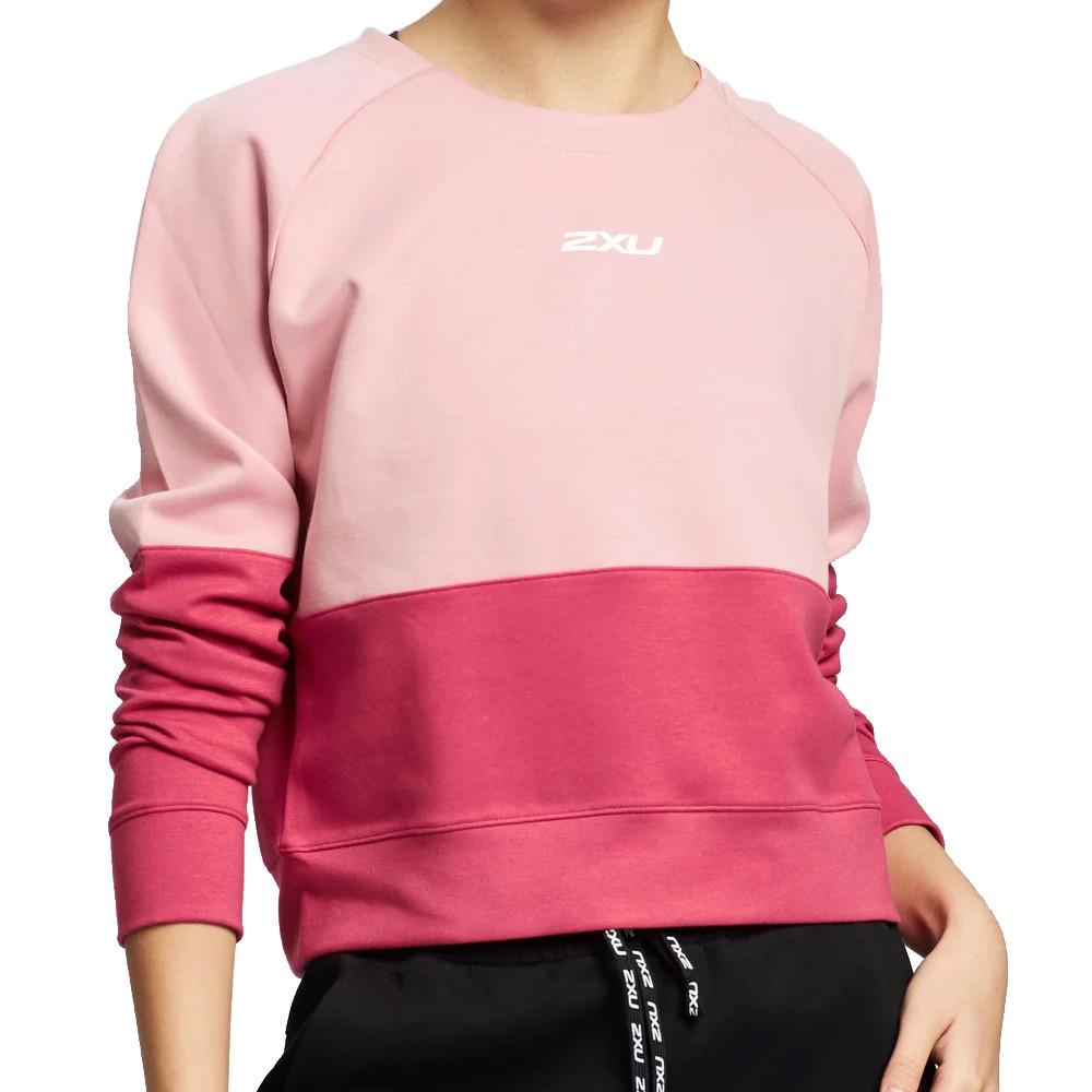 2XU Colour Block Women's Sweatshirt