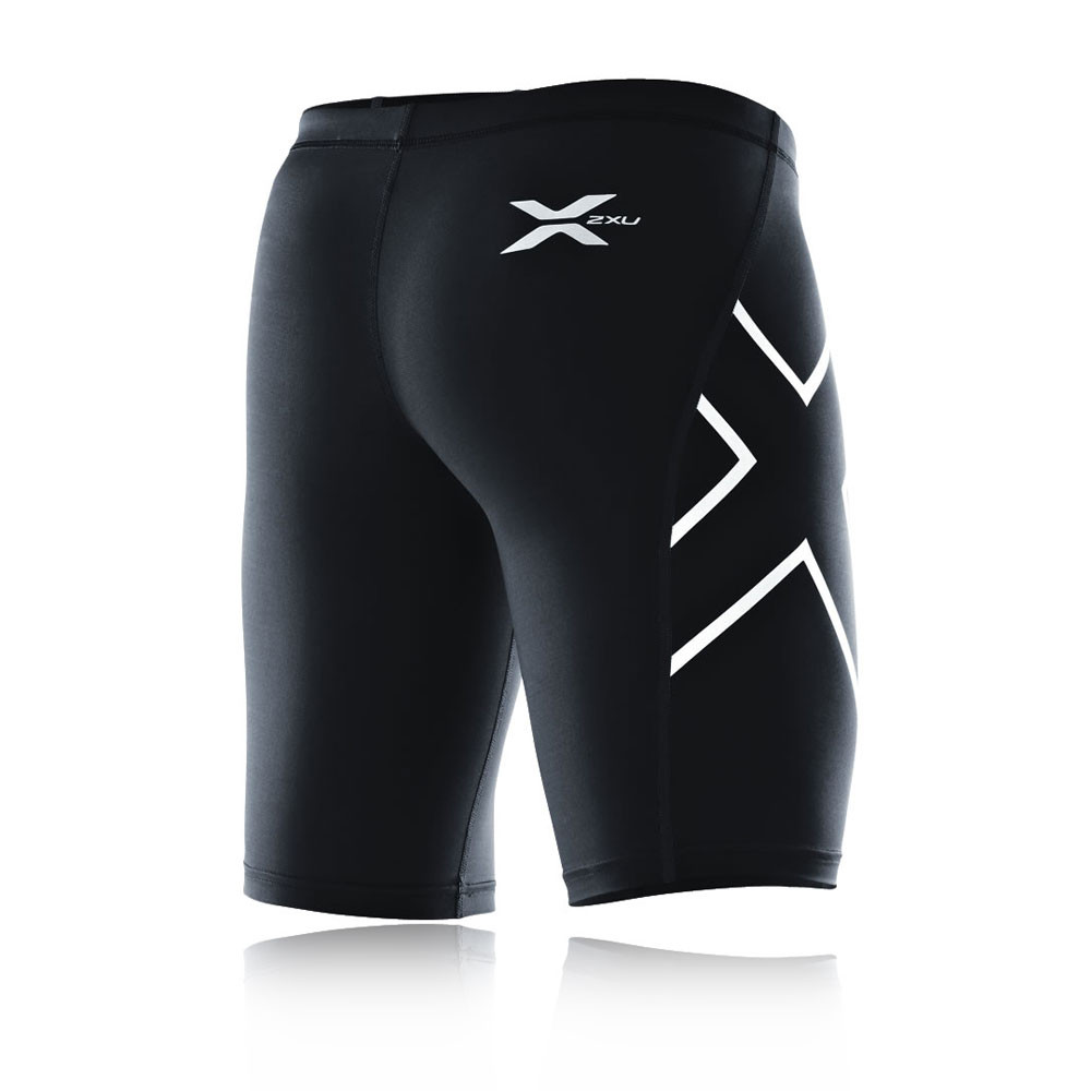 These compression shorts can be used for everything from running and cycling to water sports, climbing, hiking, and more. Find more 2XU Men's Compression Shorts information and reviews here.