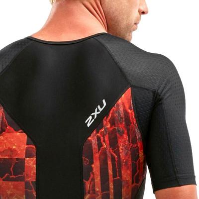2XU Perform Full zip Sleeved Trisuit - SS21