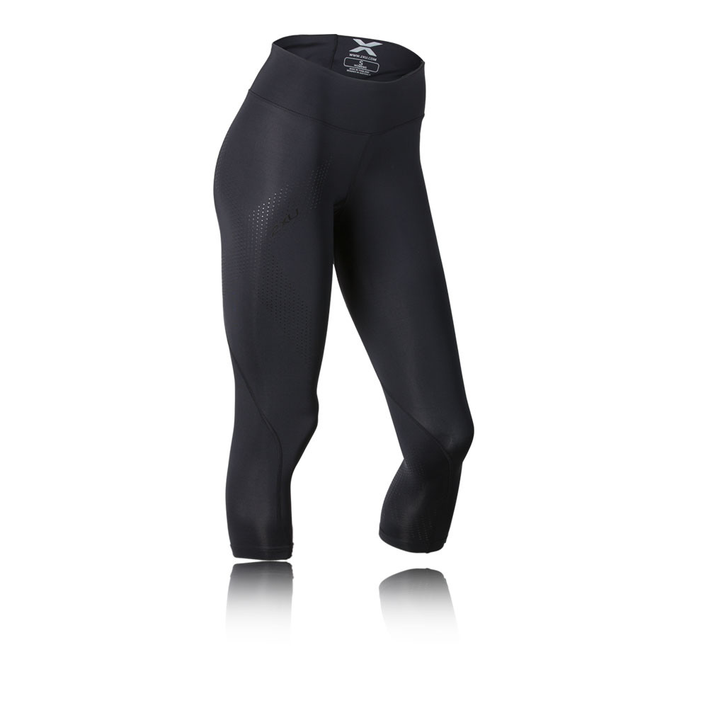 2XU Mid-Rise 7/8 Compression Women's Running Tights - SS20
