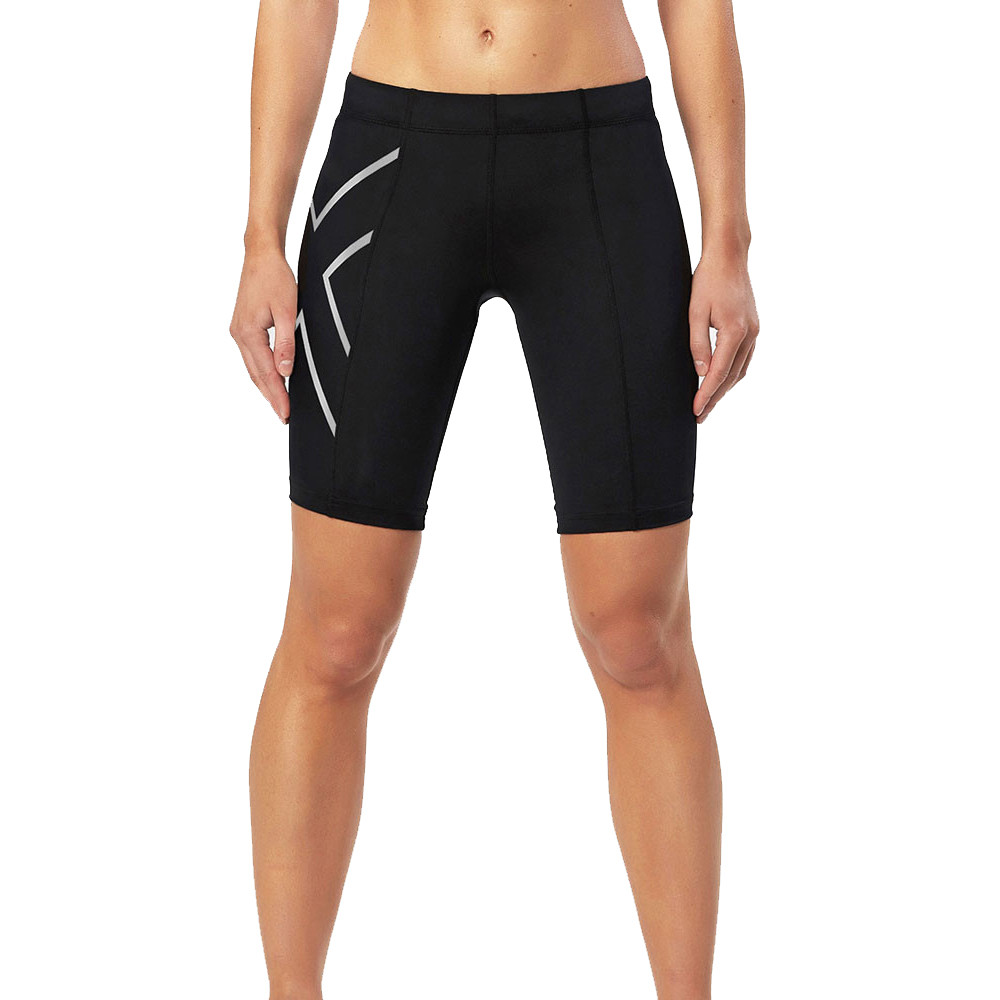 New 2XU Women Compression Cycle Shorts PICK SIZE /& COLOR Road Bike Padded Shorts