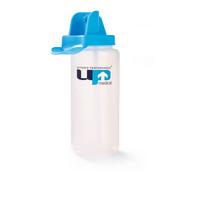 Ultimate Performance 1000cc Clear Bottle - Blue Cap - SS19