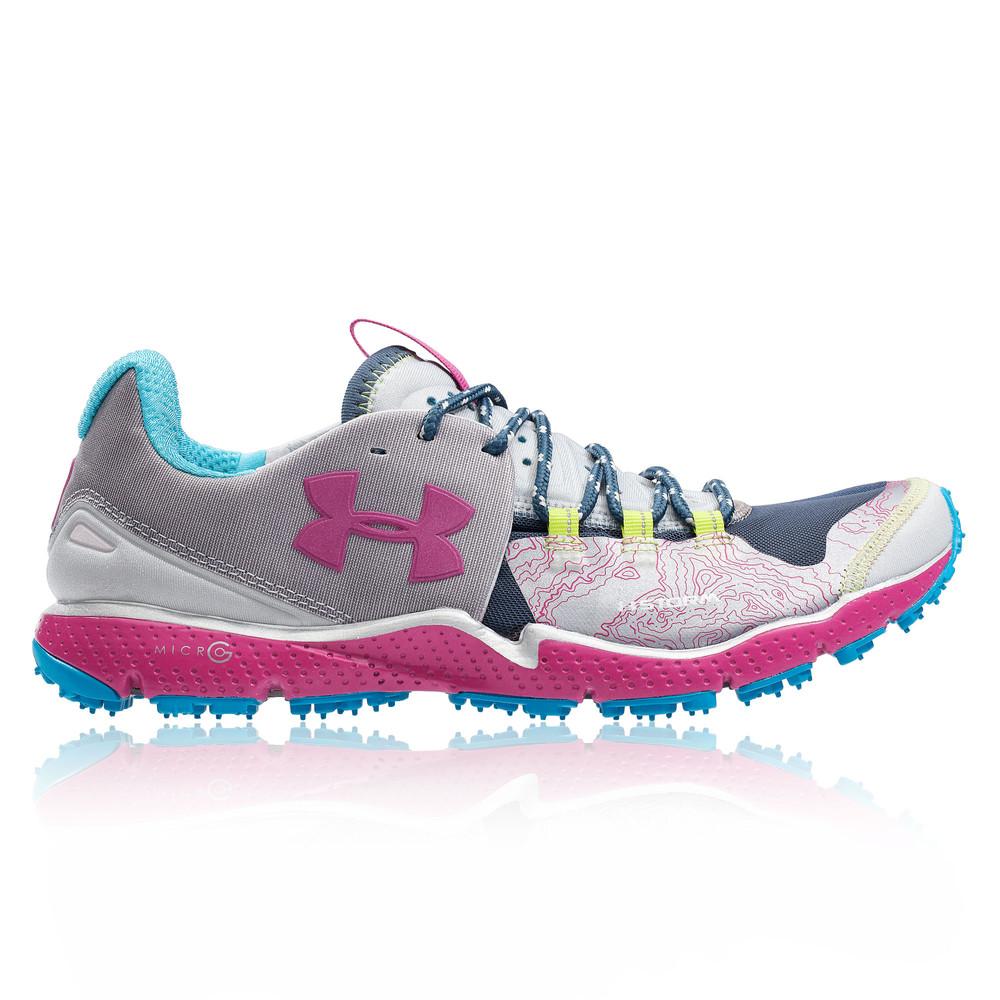 Womens Ua Charge Rc Storm Running Shoe