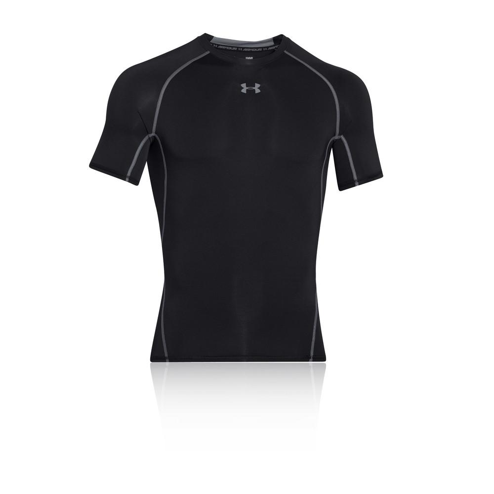 estar Ausencia estante  Under Armour HeatGear de manga corta compresión T-Shirt - AW20 |  SportsShoes.com