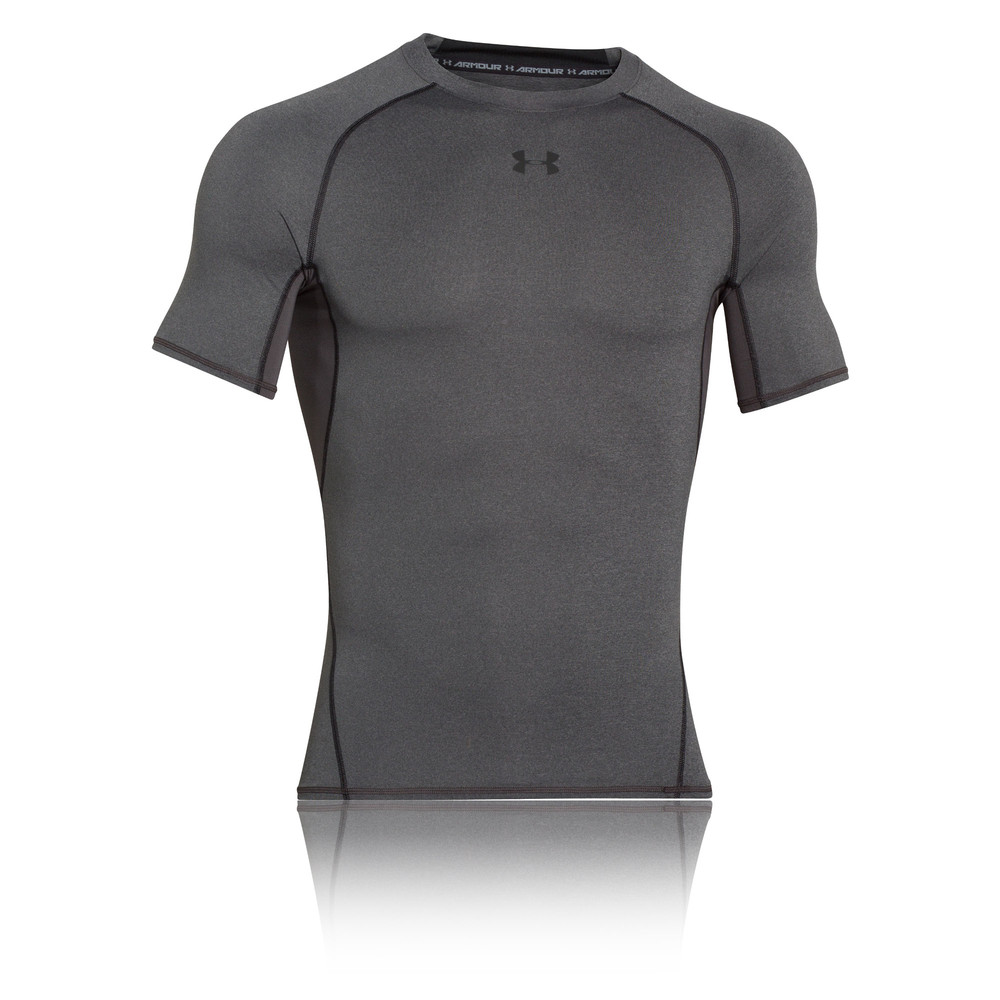 266b809adb3 Under Armour HeatGear Armour Short Sleeve Compression T-Shirt - SS19 ...