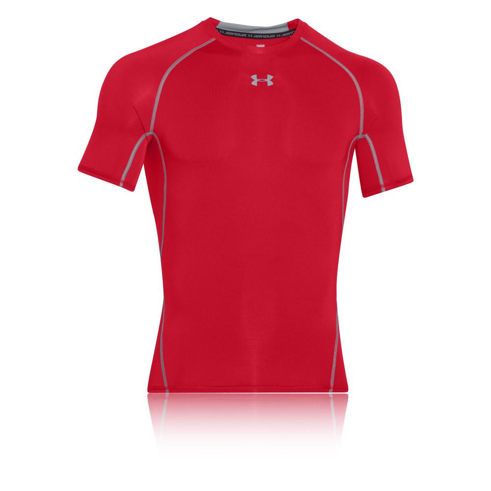 Under Armour Heatgear Short Sleeve Compression T Shirt