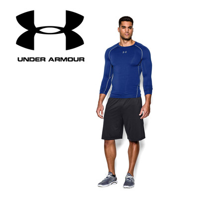 Under Armour HeatGear Long Sleeve Compression Top - SS20