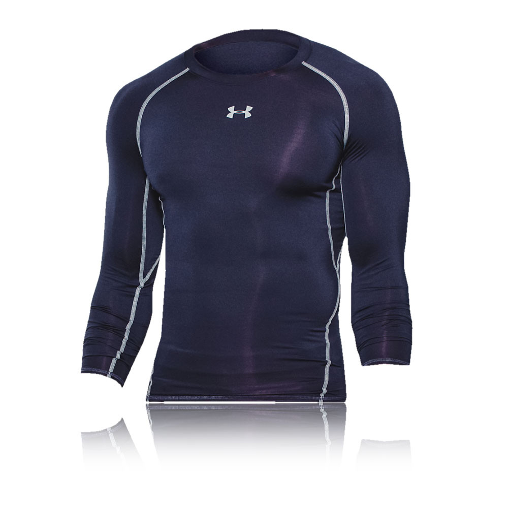 Under Armour HeatGear manches longues maillot de compression - AW20