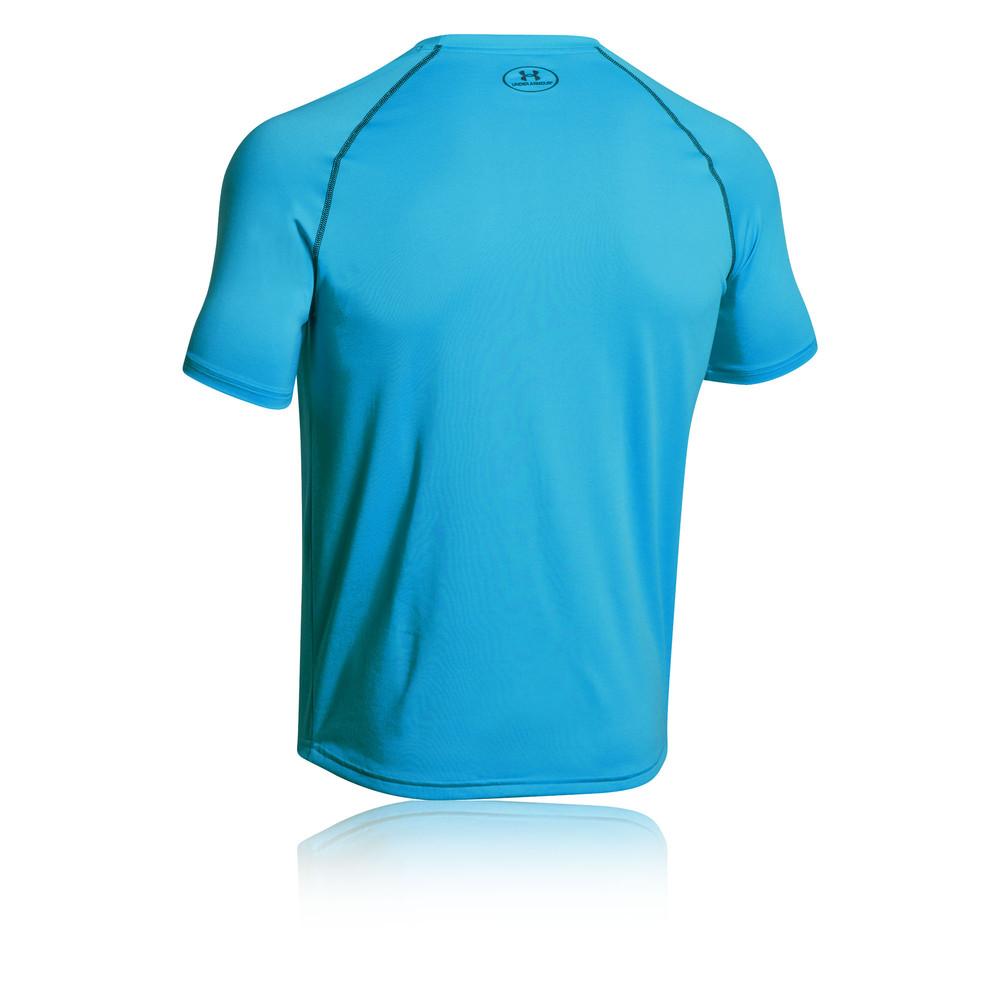 Under Armour Tech Short Sleeve Running T Shirt Ss15