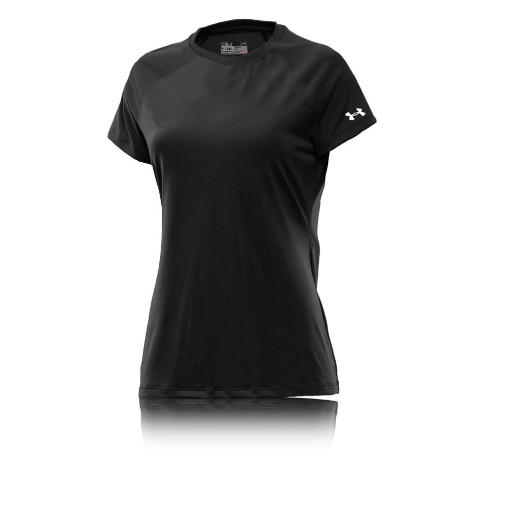 Under armour heatgear tech womens short sleeve t shirt for Under armour heatgear tech short sleeve t shirt