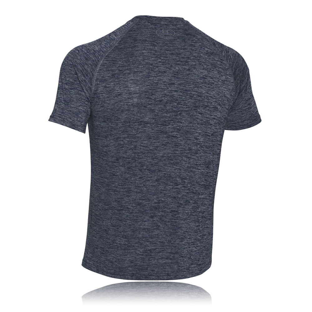 Under armour tech short sleeve running t shirt ss18 for Do under armour shirts run small