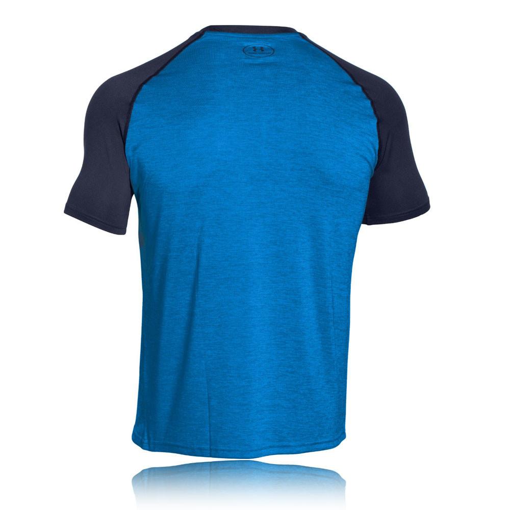 Under Armour Tech Short Sleeve Running T Shirt Ss16