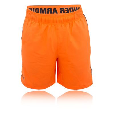 Under Armour HeatGear Mirage 8 pouce shorts de course