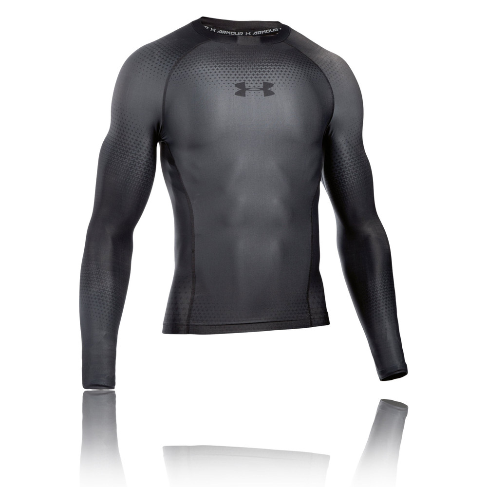 Under Armour Charged LS Compression Top