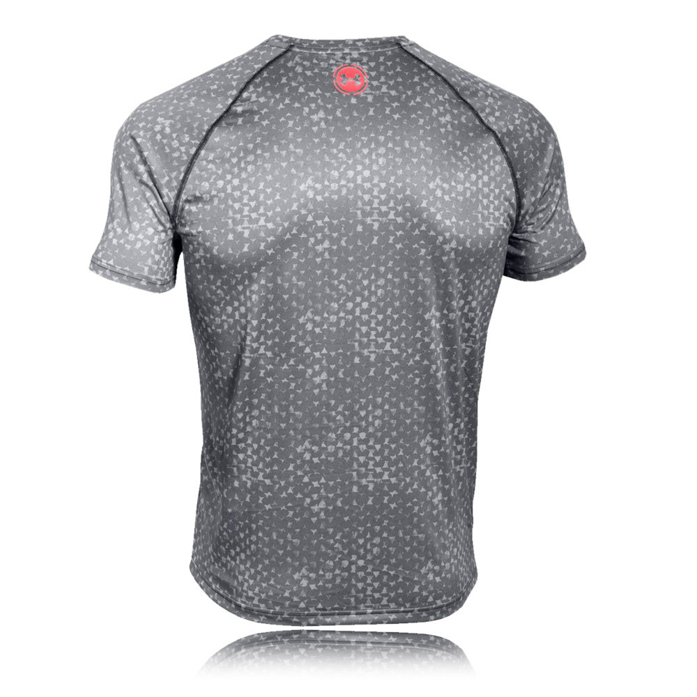 Under Armour Tech Scope Printed T Shirt Ss16