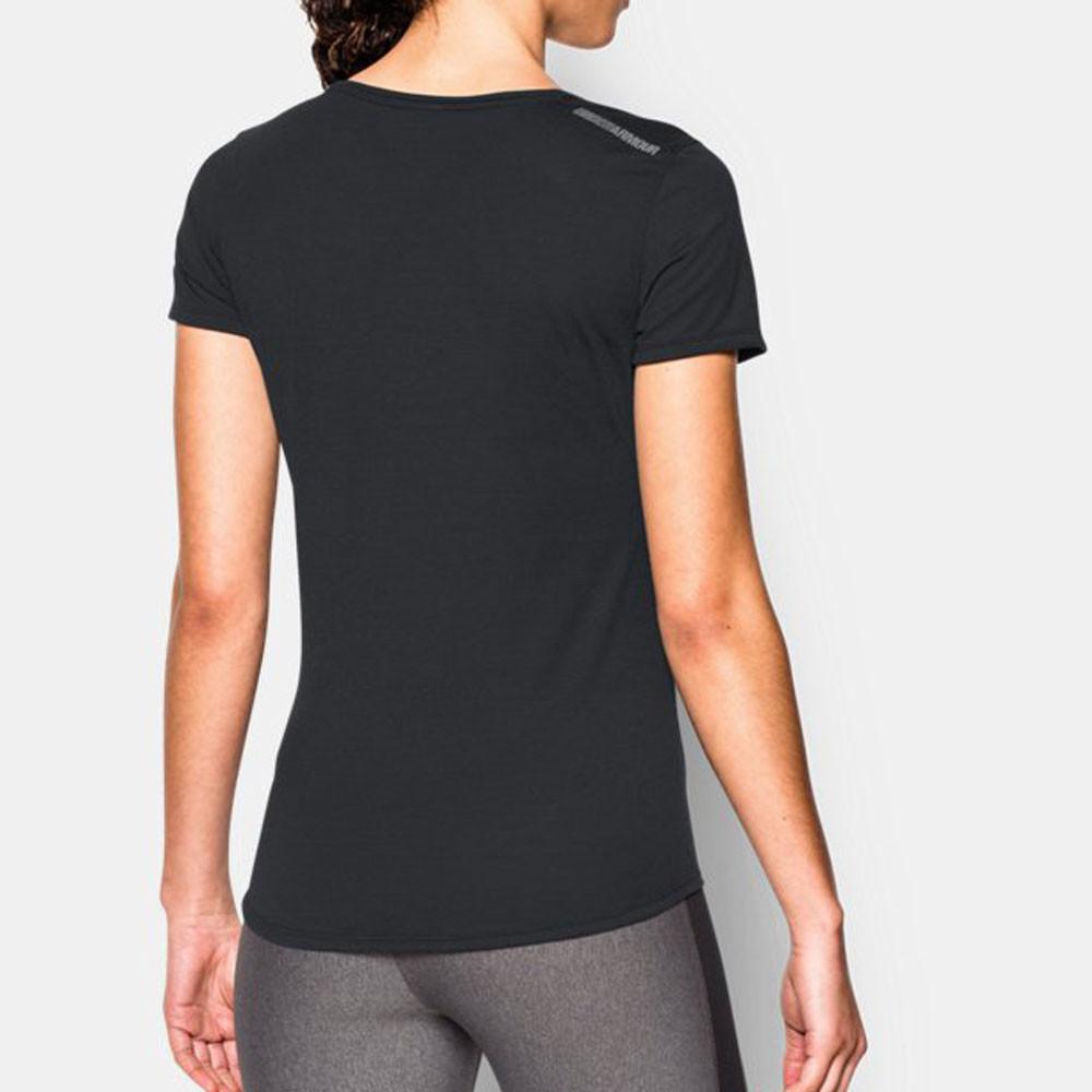 Under armour women 39 s streaker running t shirt ss17 for Women s running shirt
