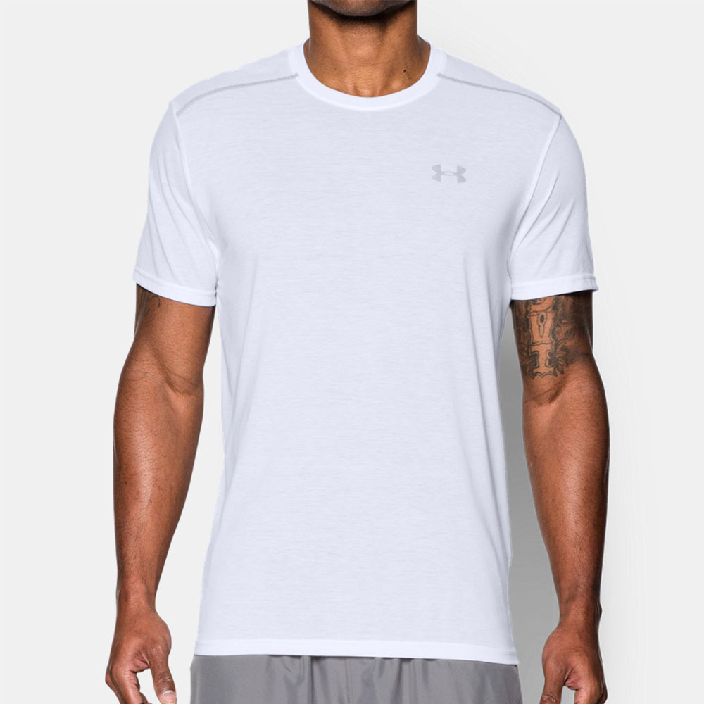Under armour streaker training t shirt aw16 for Under armour lifting shirts