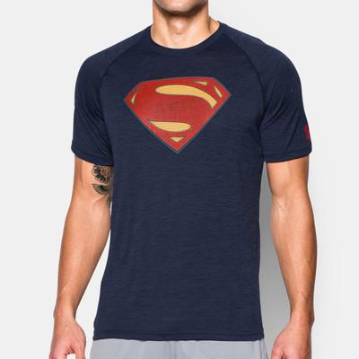 Under Armour Superman Tech T-Shirt - SS16
