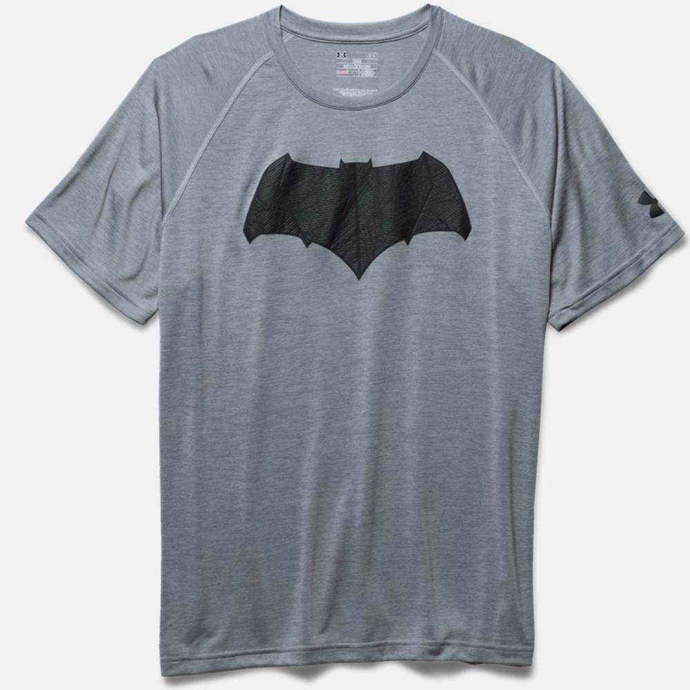 Under Armour Batman Tech T Shirt Ss16