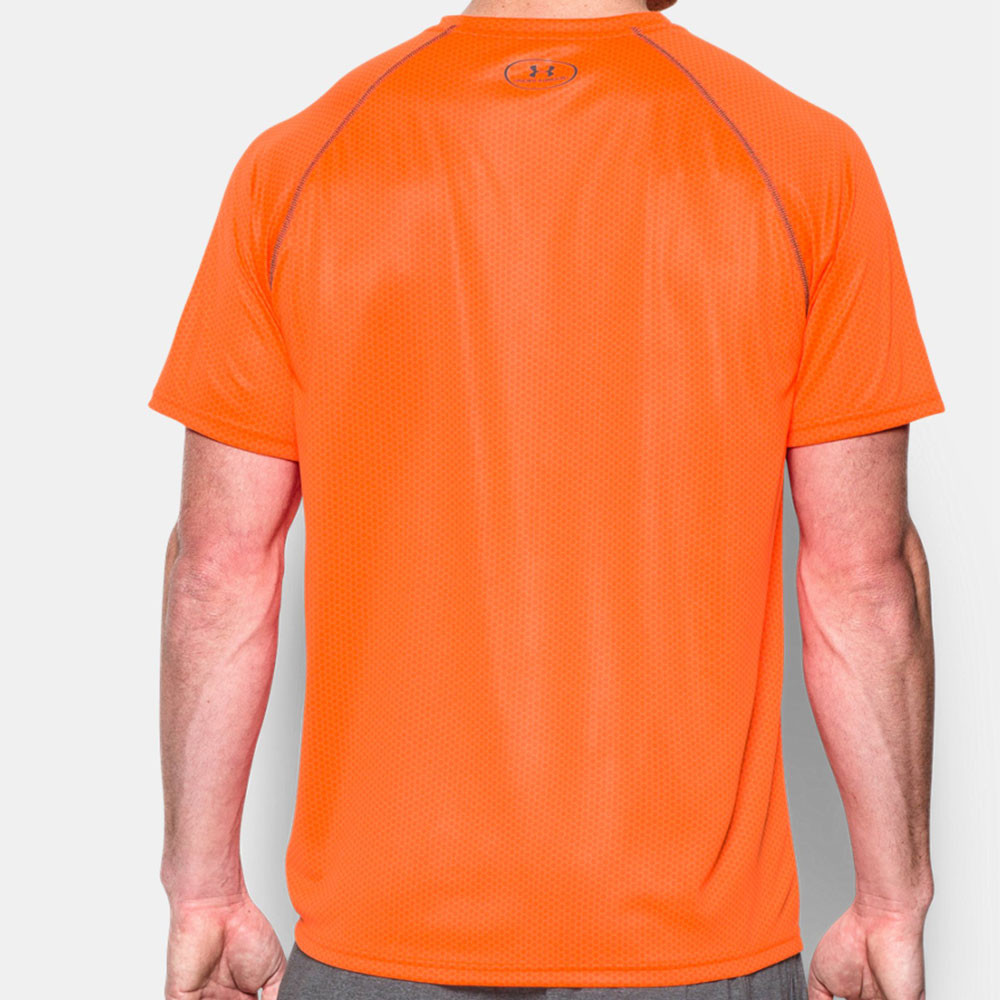 Under armour printed tech t shirt for Printed under armour shirts