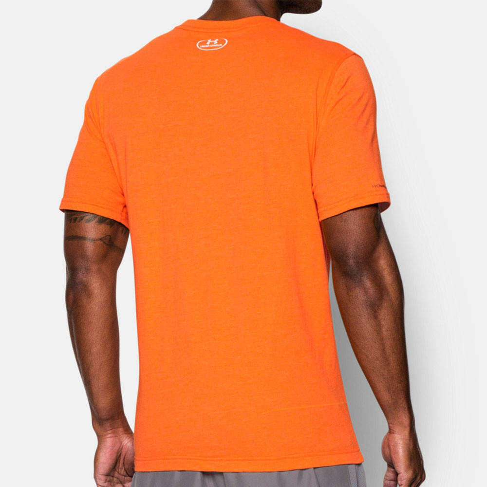Under Armour Graphic Running T Shirt Ss16