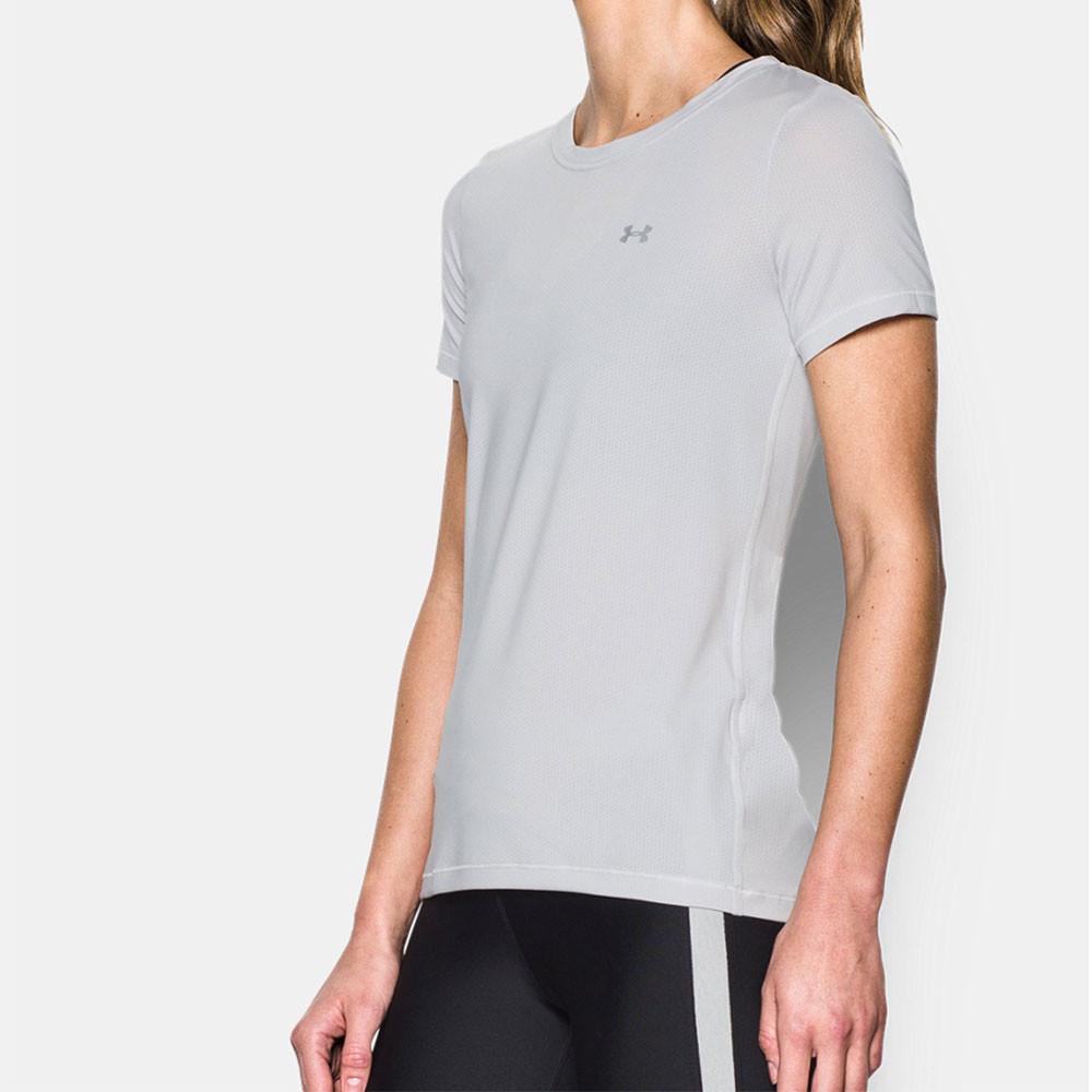 Under Armour Heatgear Women 39 S Short Sleeve T Shirt