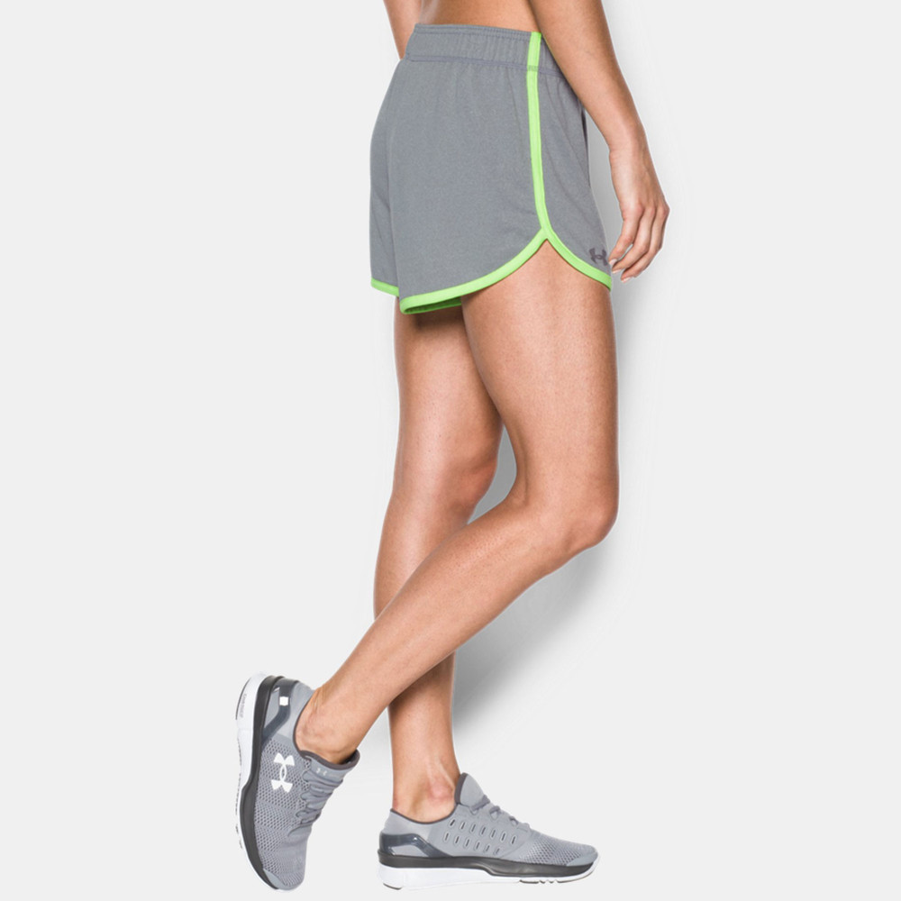 under armour women 39 s tech shorts aw16. Black Bedroom Furniture Sets. Home Design Ideas