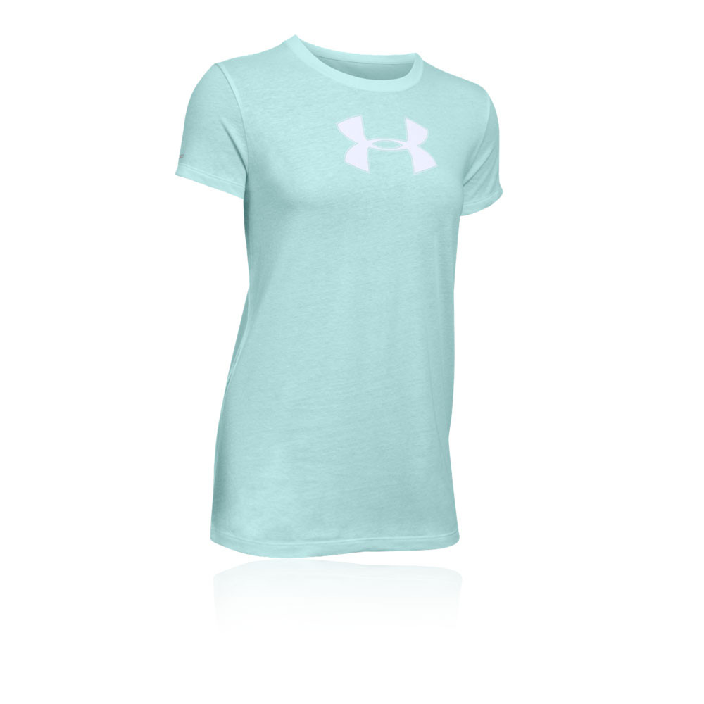 Under armour women 39 s big logo t shirt aw16 for Under armour big logo t shirt