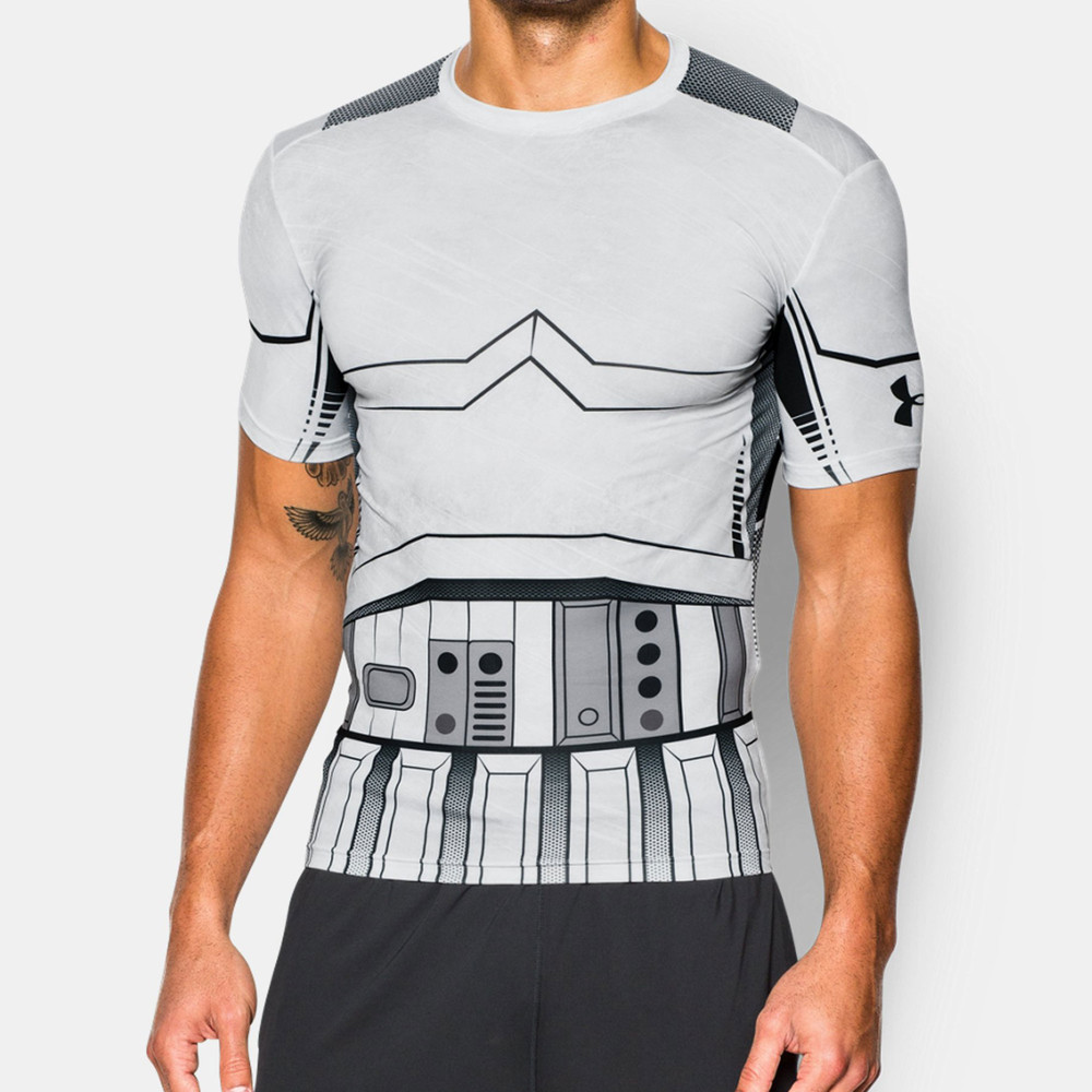 Under Armour Trooper Full Suit compressione T-Shirt