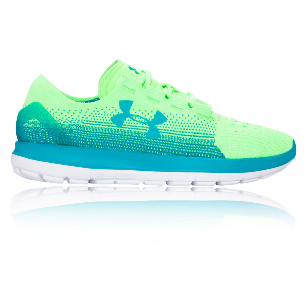 green under armour shoes womens