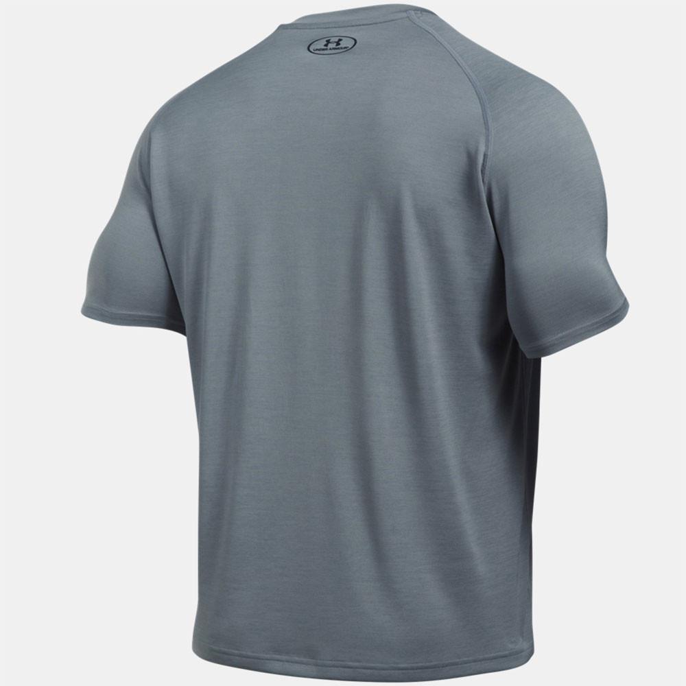 Under Armour Tech Short Sleeve Running T Shirt Aw16