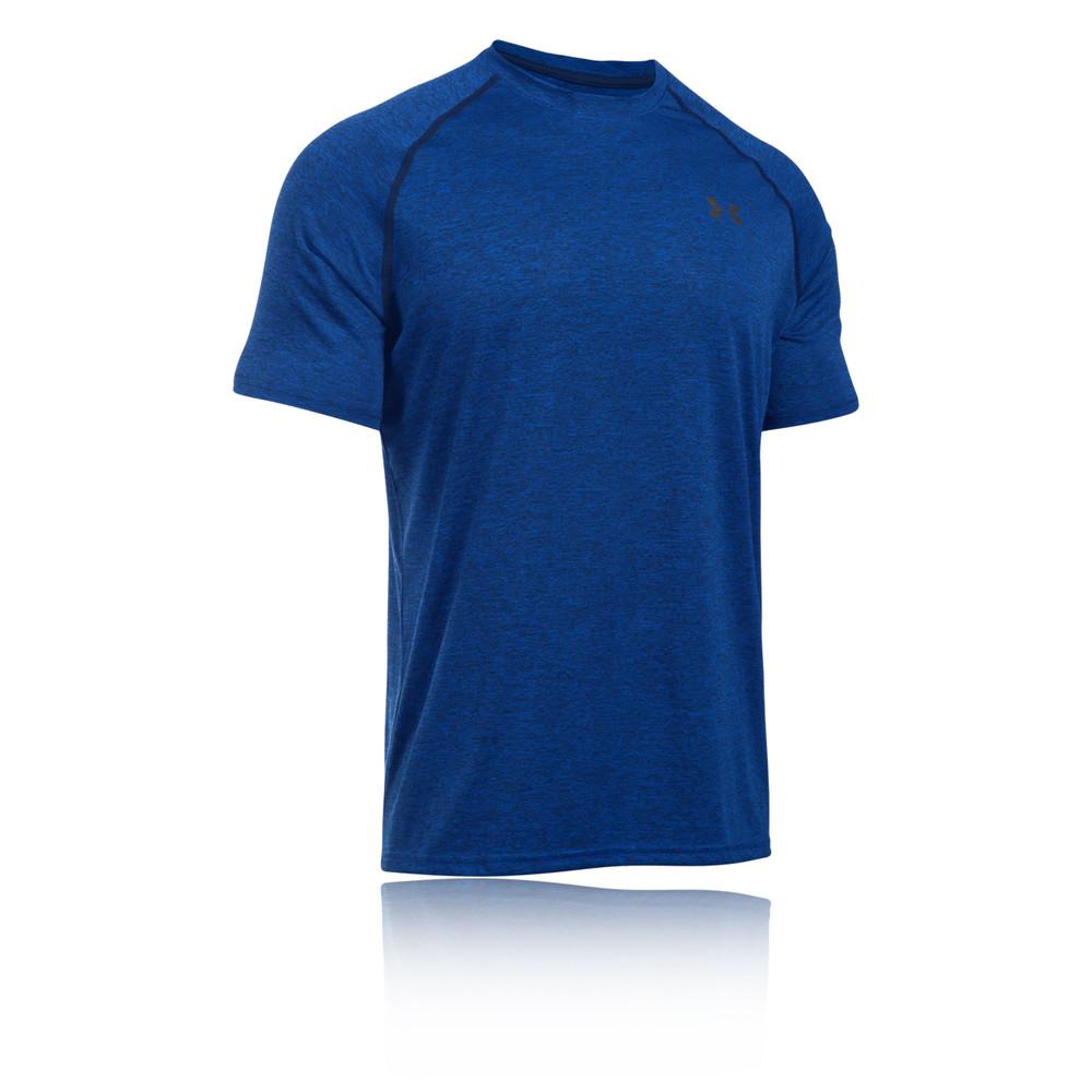 Under Armour Tech Short Sleeve Running T Shirt