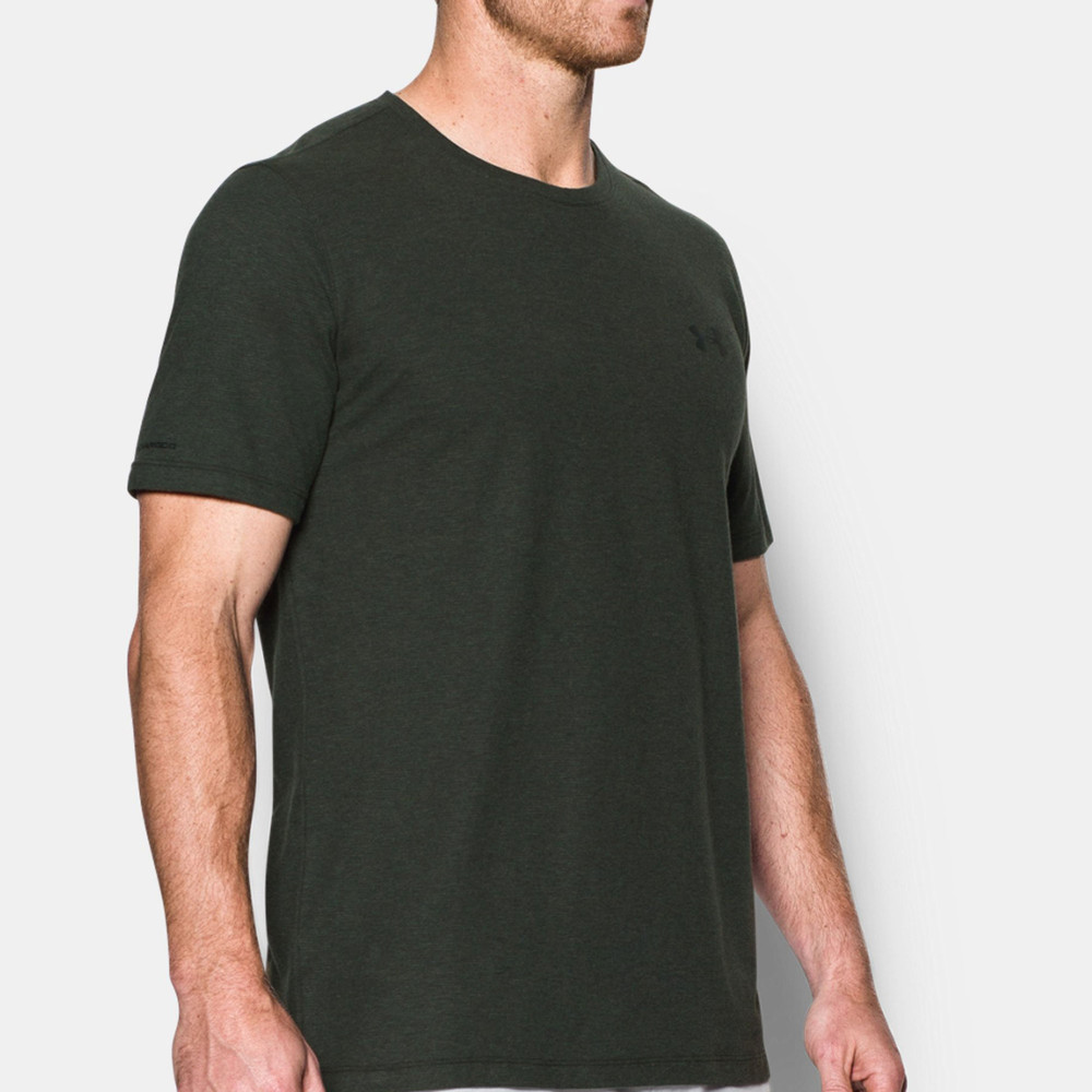 Under armour charged cotton short sleeve t shirt aw16 for Under armour charged shirt