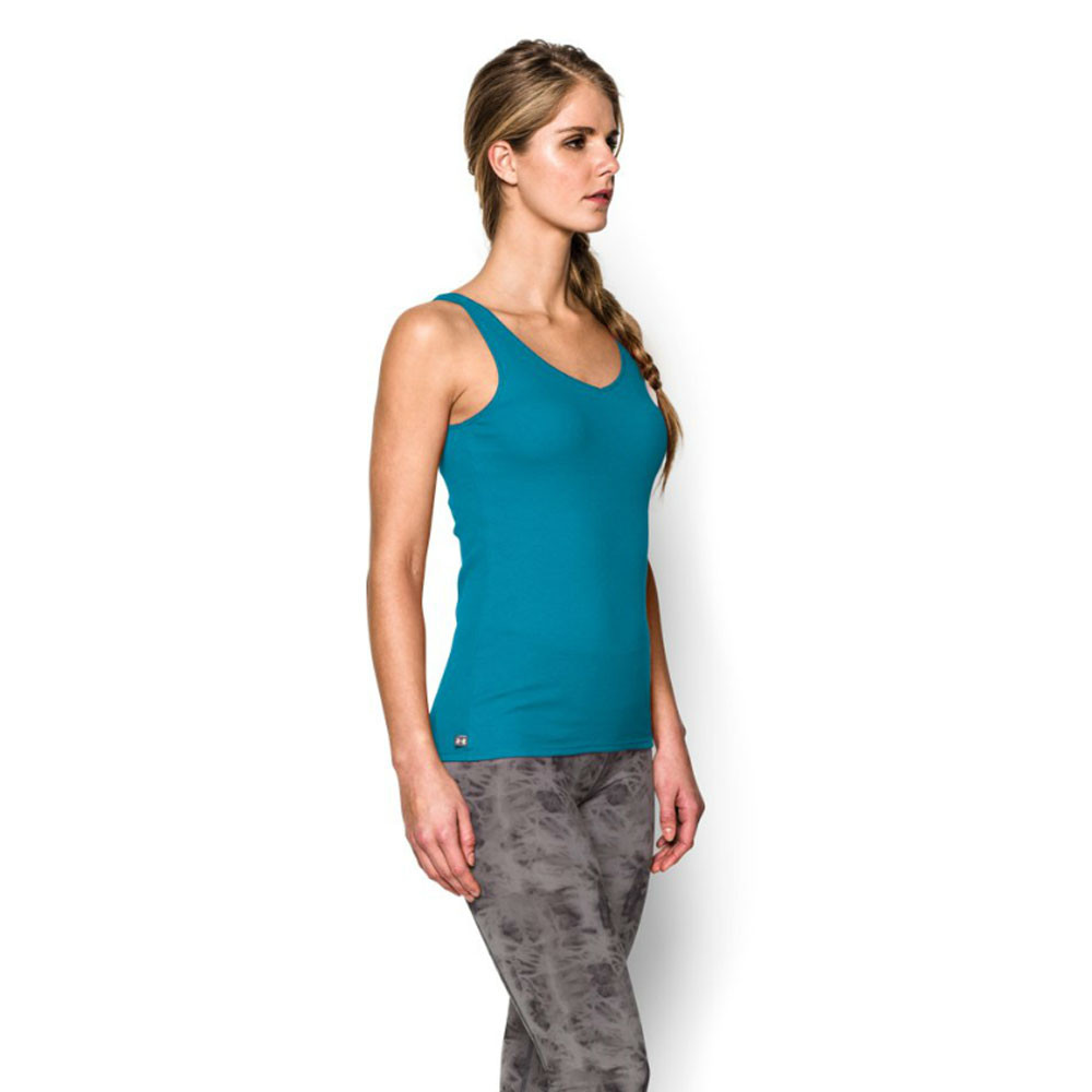 under armour double threat women 39 s tank top. Black Bedroom Furniture Sets. Home Design Ideas