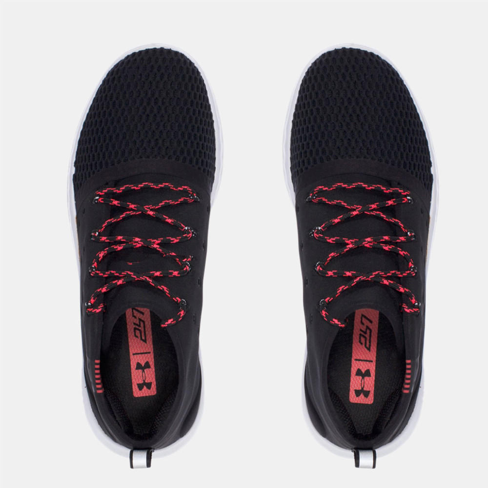 under armour charged 24 7 damen mid laufschuhe turnschuhe. Black Bedroom Furniture Sets. Home Design Ideas