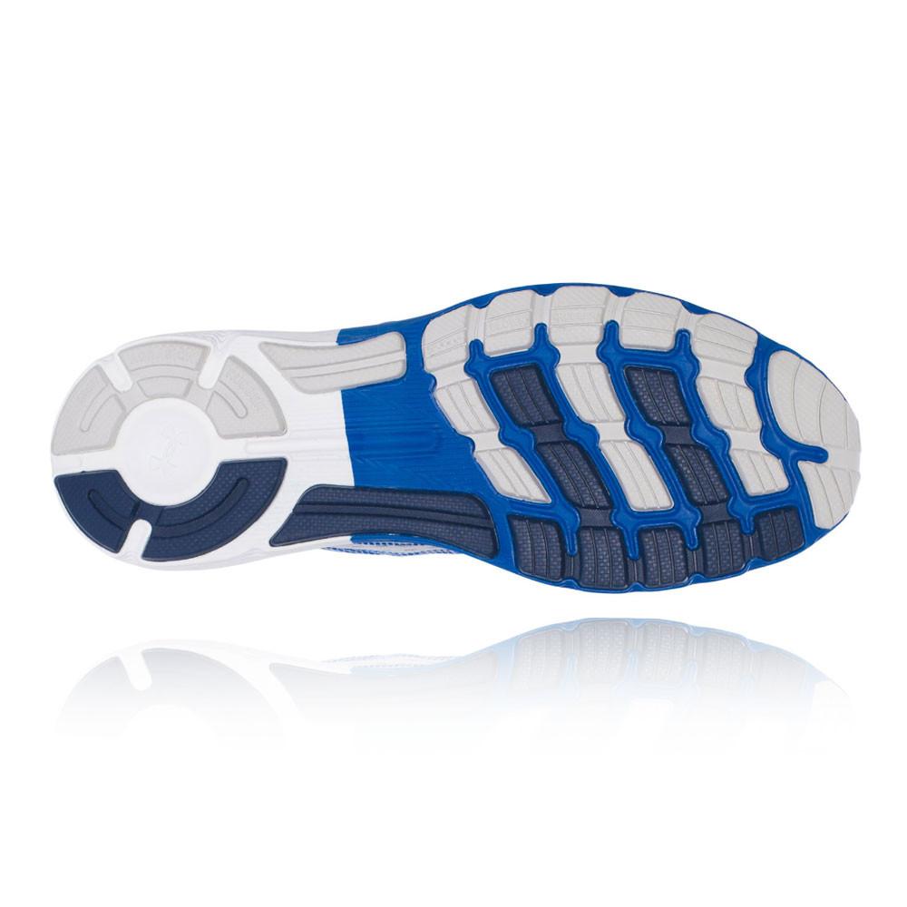 Under Uomo Armour Speedform Velociti  Uomo Under Blau Cushioned Running Sport Schuhes Trainers bed7c0