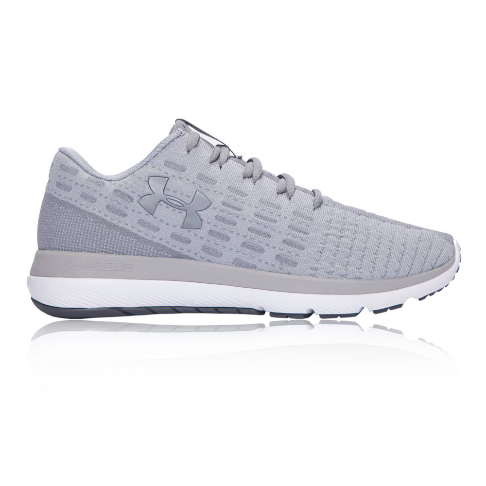 da719221592f Details about Under Armour Speedchain Womens Grey Cushioned Training Gym  Shoes Trainers Pumps