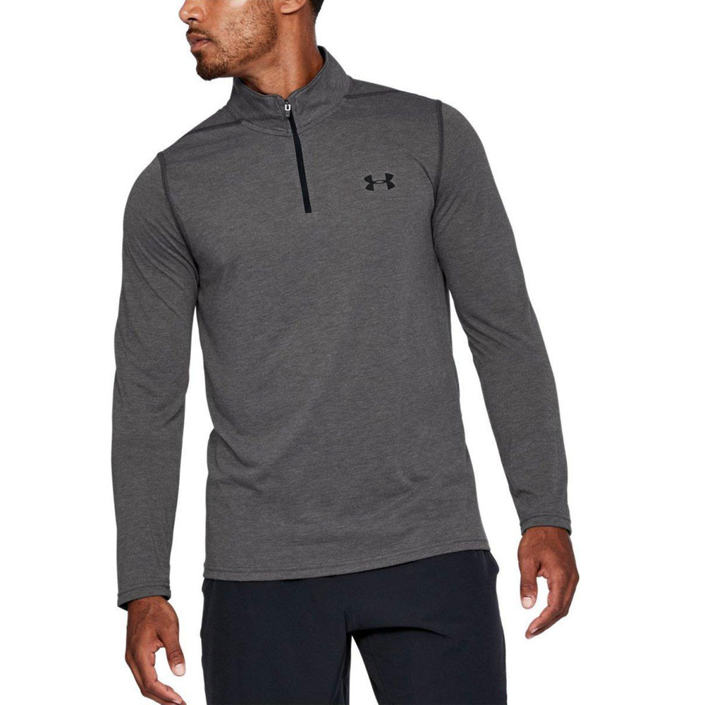 Under Armour Threadborne Fitted 1/4 Zip Running Top