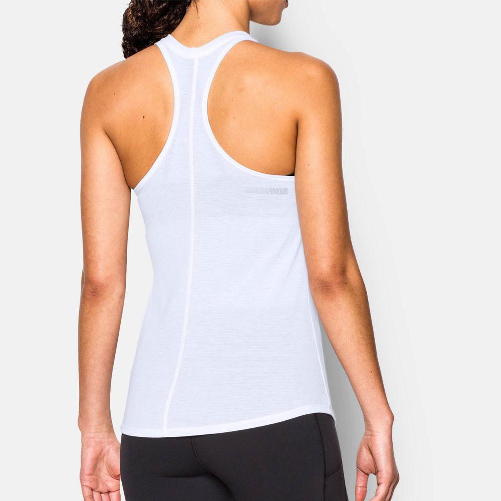 Bienes Tratar postura  Under Armour Streaker para mujer Training camiseta de tirantes    SportsShoes.com