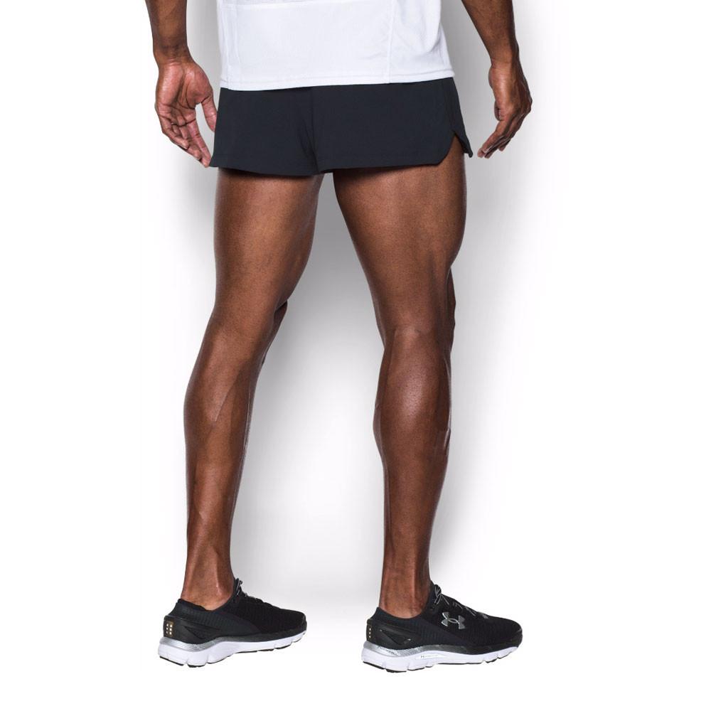 under armour launch stretch split herren laufhose shorts. Black Bedroom Furniture Sets. Home Design Ideas