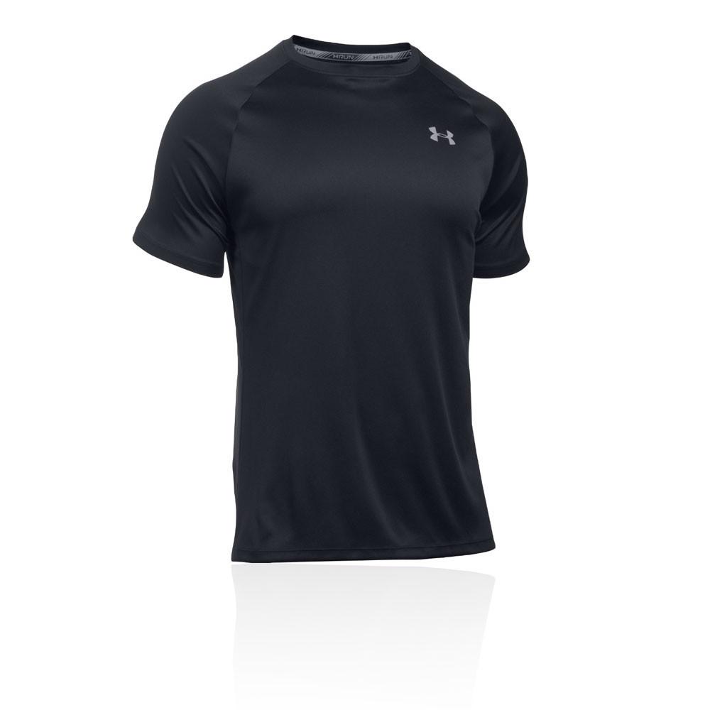 Under Armour Heatgear Run Ss Running T Shirt Ss17