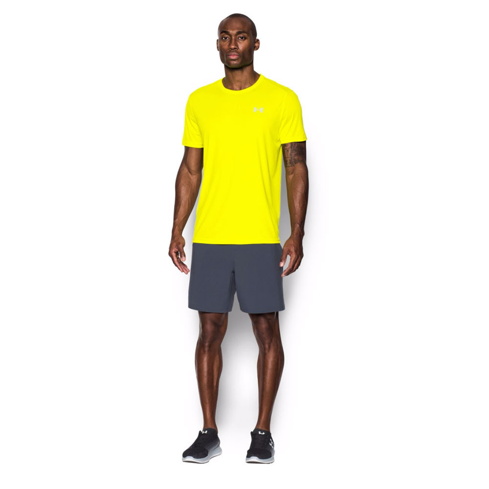 Under armour coolswitch run ss running top ss17 for Do under armour shirts run small