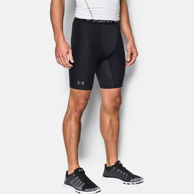 Under Armour Heatgear 2.0 Long running pantalones cortos - AW20